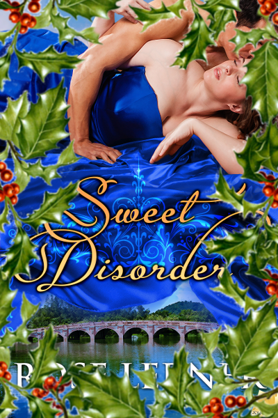 sweet disorder cover with holly border