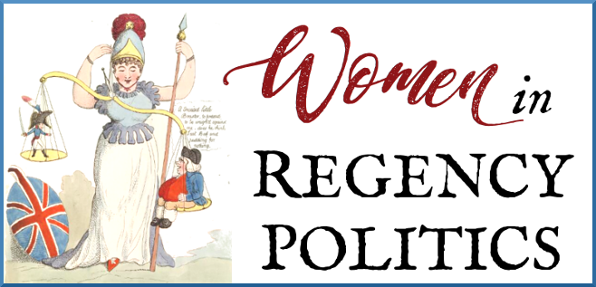 Women in Regency Politics